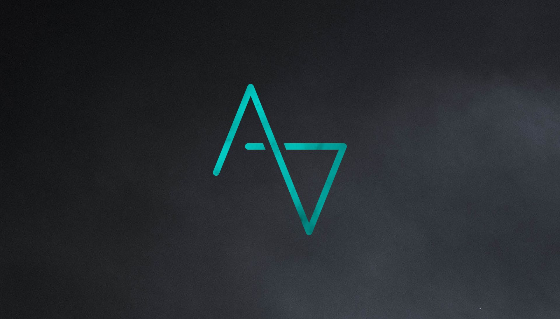 AnDub logo on dark background