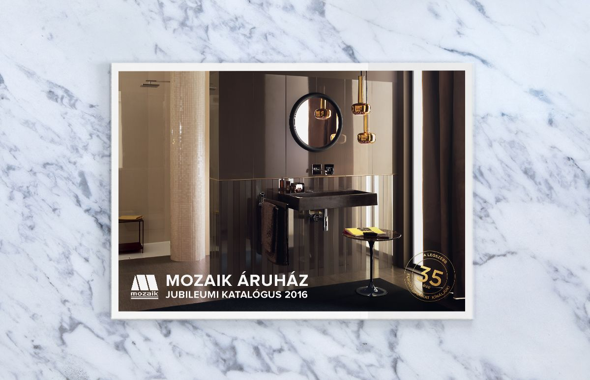 Mozaik catalogue cover