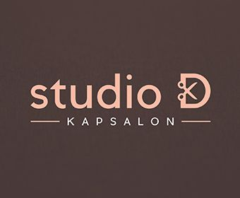 Portfolio project - Studio D logo design ontwerp